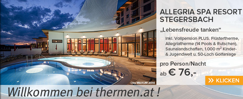Reiters Allegria Spa Resort