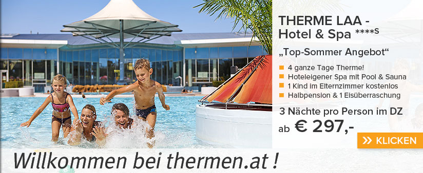 Therme Laa - Hotel & Spa ****