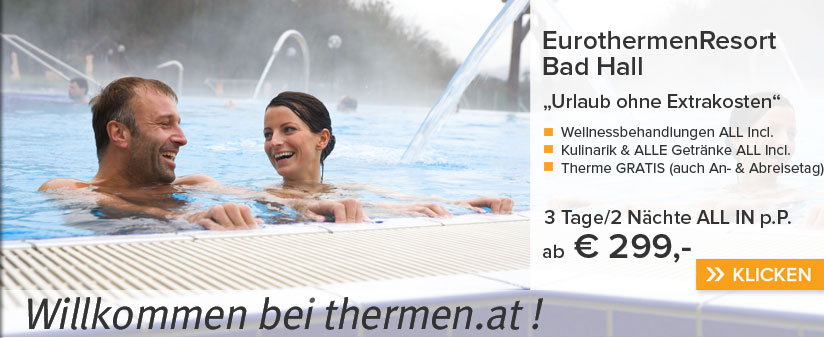 EurothermenResort Bad Hall - Hotel Miraverde ****