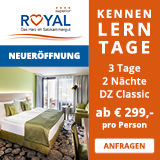 EurothermenResort Bad Ischl - Hotel Royal