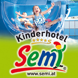 Kinderhotel Semi ****Superior